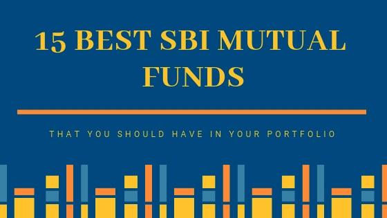 Best SBI Mutual Funds